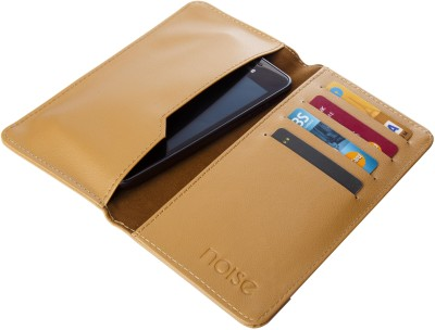 Noise Wallet Case Cover for Mtech Opal Q4