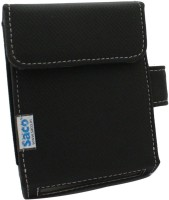 Saco Wallet Case Cover For Seagate Expansion 1TB Portable External Hard Drive (Grey)