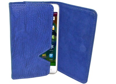 Totta Wallet Case Cover for Micromax Superfone A100 Canvas available at Flipkart for Rs.390