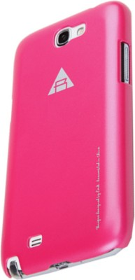 Rock Back Cover for Samsung Galaxy Note 2 Rose Red available at Flipkart for Rs.149