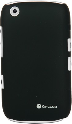 KINGCOM Back Cover for BlackBerry 9220 Black