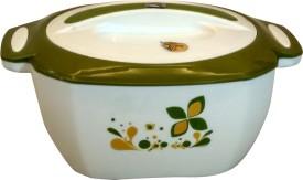 CSM Relish Insulated Green & White Casserole