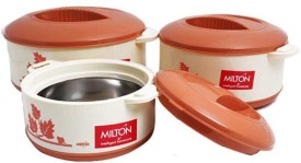 Milton Orchid Junior Gift Set Pack of 3 Casserole