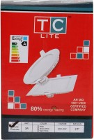 T.C LITE Round Slim Ceiling Light Recessed Ceiling Lamp