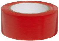 Bapna Floor Marking 48 Mm X 30 Meter Small Hand Handeld Adhesive Tape (manual) (Set Of 1, Red)