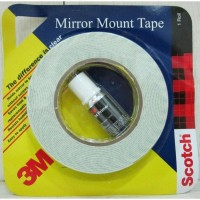 3M Super Series Double Sided Medium Double Sided Tape (Manual) (Set Of 2, White)