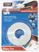Howards Double Sided Large Large Handheld Tape (Manual) (Set Of 1, White)