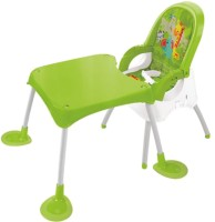 Fisher-Price 4 In 1 High Chair (Green)