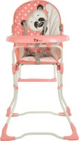 Toyhouse Baby High Chair (Pink)
