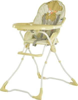 Toyhouse Baby High Chair (Beige)