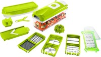 Globalepartner Nicer Slicer Chopper (Green)