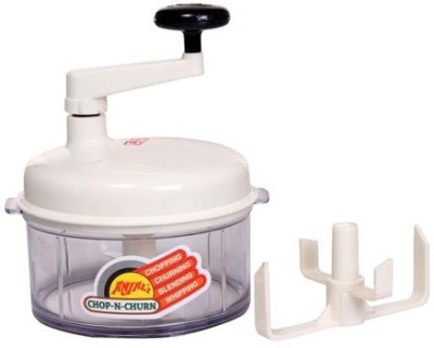 Anjali Chop N Churn Popular Chopper White