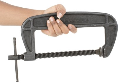 1264-8 C-Clamp (205mm)