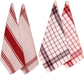 Home Colors Kitchen Towel Wet and Dry Cotton Cleaning Cloth