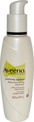 Aveeno Cleansers Aveeno Active Naturals Positively Ageless