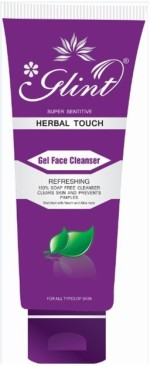 Glint Cleansers Glint Herbal Touch Gel Face Cleanser