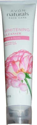Avon Cleansers Avon Naturals Rose And Pearl Witening Cleaner