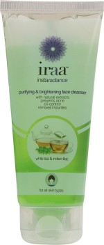 Iraa Cleansers Iraa Instaradiance Purifying & Brightening Face Cleanser
