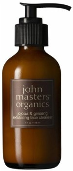 John Masters Organics Cleansers John Masters Organics Face Cleanser Exfoliating Jojoba and Ginseng