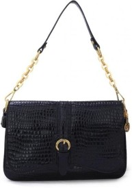Penguin Women Casual Black PU  Clutch