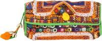 Glitters Girls, Women Party, Casual Multicolor Fabric  Clutch - CLTECCKVGWUSFGEQ