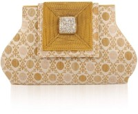 Vakaro Eye Catcher Clutch Multi-color