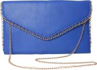 Hotberries LCCOS-1627 Women Casual Blue Polyurethane  Clutch