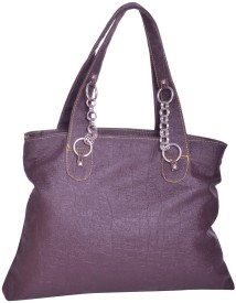 Yazlyn Collection Casual Purple PU  Clutch