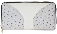 Crapgoos Party, Wedding White Faux Leather, Pu Leather  Clutch