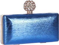 Alessia Women Casual Blue Synthetic Clutch - CLTE4SY4GFSVSZJH