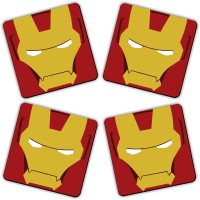 Get Fatang The Prodigy Wood Coaster Set (Pack Of 4)