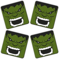 Get Fatang The Beast Wood Coaster Set (Pack Of 4)