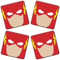 Get Fatang The Scientist Wood Coaster Set (Pack Of 4)
