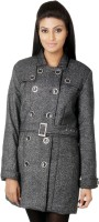 Martini Women's Double Breasted Trench Coat Coat