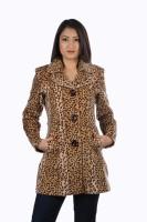 Hugo Chavez Women's Single Breasted Overcoat Coat - CATE2FACUNQKKKVK