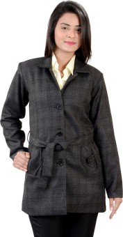 Jazzy Ben Pro Women's Single Breasted Top Coat