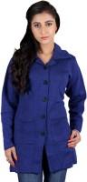 Montrex Women's Single Breasted Overcoat Coat - CATEFUJZF77PCG6H