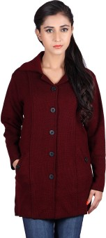 Montrex 1211 Women's Single Breasted Top Coat