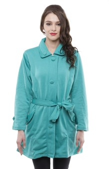Pretty Angel Women's Single Breasted Casual Coat - CATE2A69APEYHBXG