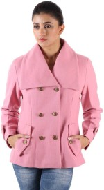 Owncraft Women's Double Breasted Pea Coat