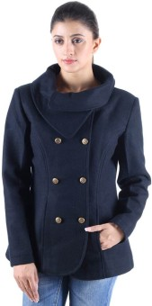 Owncraft Women's Double Breasted Pea Coat - CATECAV5HQCUHHKG