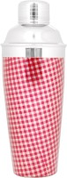Montstar 750 Ml Stainless Steel Cocktail Shaker (Red)