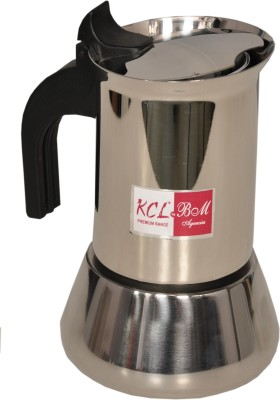 KCL Percolator 4 cups Coffee Maker (Silver)