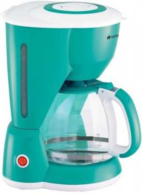 Wonderchef 63151723 10 cups Coffee Maker (Green)