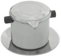 Update International WP-UP-CI-4 1 Cups Coffee Maker (Silver)