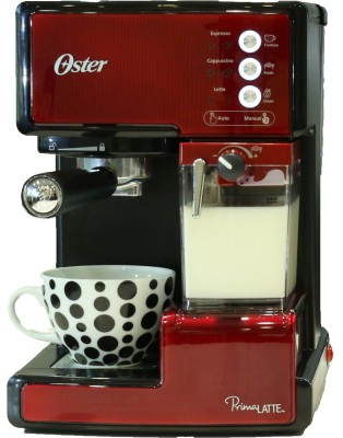 Oster BVSTEM6601 10 cups Coffee Maker (Red)