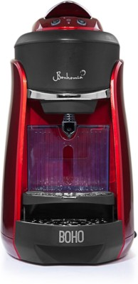Bonhomia BB01R 1 cups Coffee Maker (Passion Red)