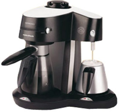 Buy Morphy Richards Cafe Rico Espresso with Frother Coffee Maker: Coffee Maker