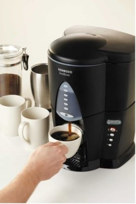 Kenwood BrewMaster CM-551 12 Cups Coffee Maker