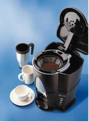 Kenwood CM 551 12 cups Coffee Maker (Black)